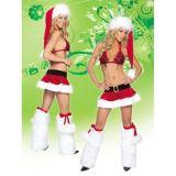 Fancy dress - Santa Stripper