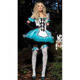 Carnival costume Sexy Alice.