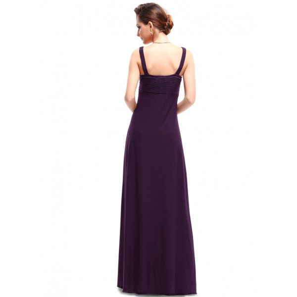 Evening long dress black. Артикул: IXI15114