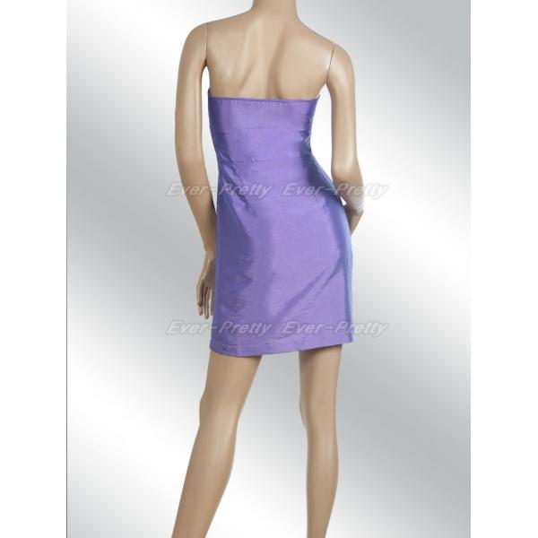 Exquisite purple dress. Артикул: IXI15305