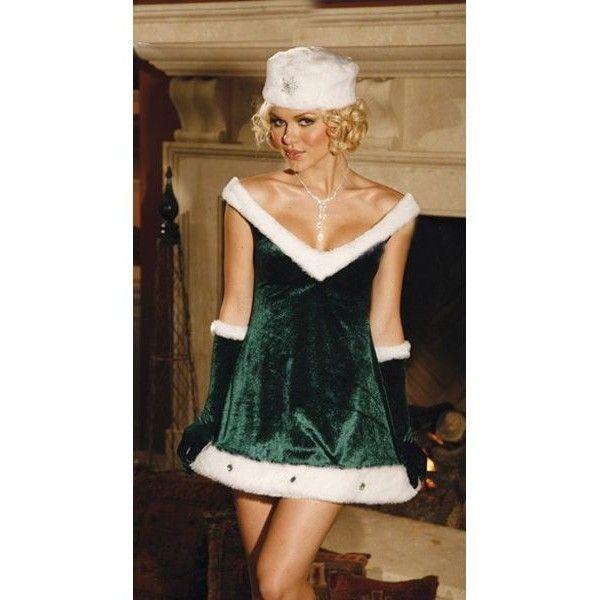 Рождественский костюм эльфа