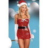 РАСПРОДАЖА! Новогоднее мерцающее платье по оптовой цене