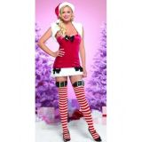 Christmas chic costume