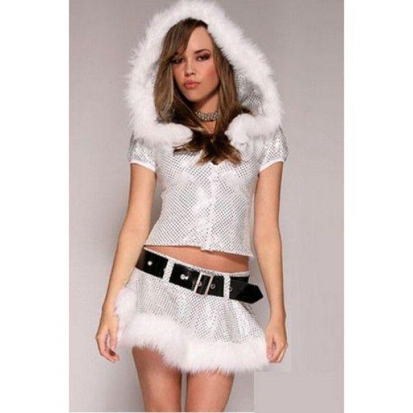 Мерцающий новогодний костюм