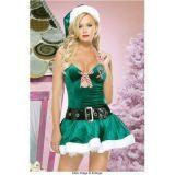 Costume girlfriend Santa
