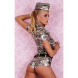 Erotic jumpsuit - Us army