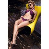 Purple bikini set