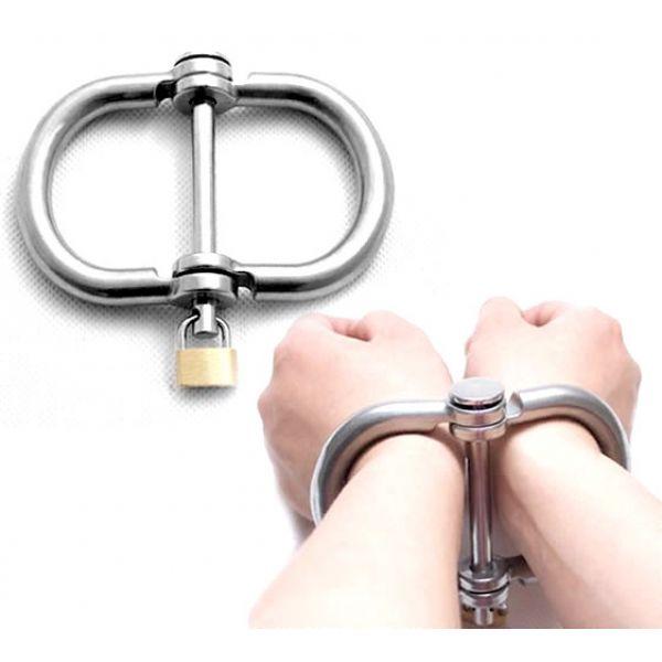 BDSM (БДСМ) - Ирландские стальные наручники