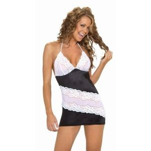 SALE! Robe with wide openwork band