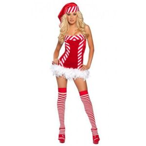 Carnival costume - a Christmas tale