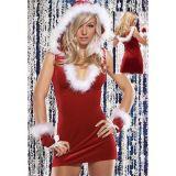 Красный рождественский комплект по оптовой цене