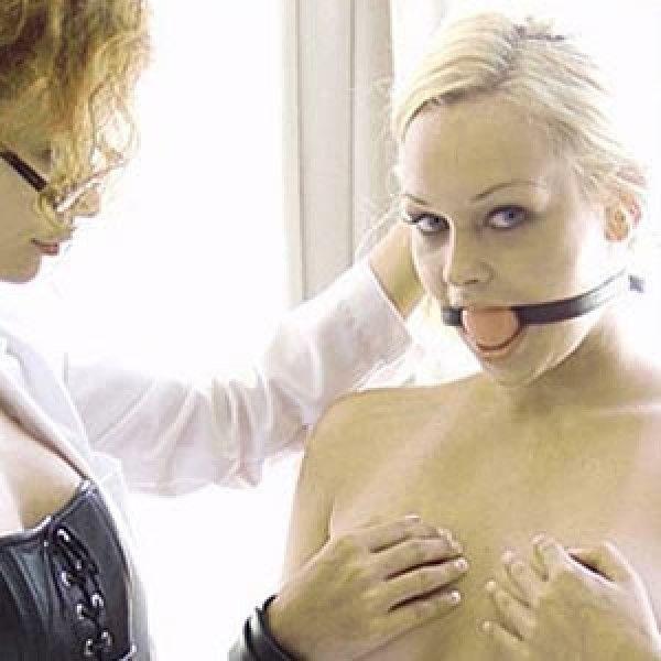 BDSM (БДСМ) - Телесный резиновый кляп