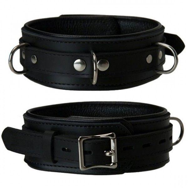 Black collar for men and women