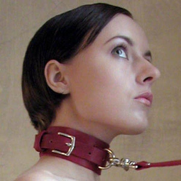 BDSM (БДСМ) - Красный ошейник