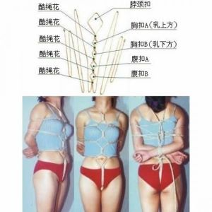 Rope costume - Рµ018. Артикул: IXI15948