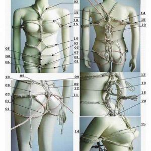 Rope costume - Рµ089. Артикул: IXI15956
