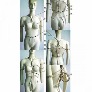 Rope costume - Рµ090. Артикул: IXI15957