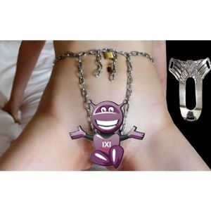 Chastity belt for women