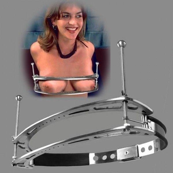BDSM (БДСМ) - Бондаж для груди