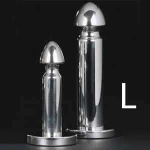 Penis stainless steel - L