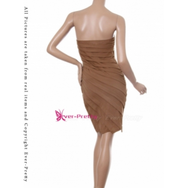 Elegant evening dress tiered. Артикул: IXI16081