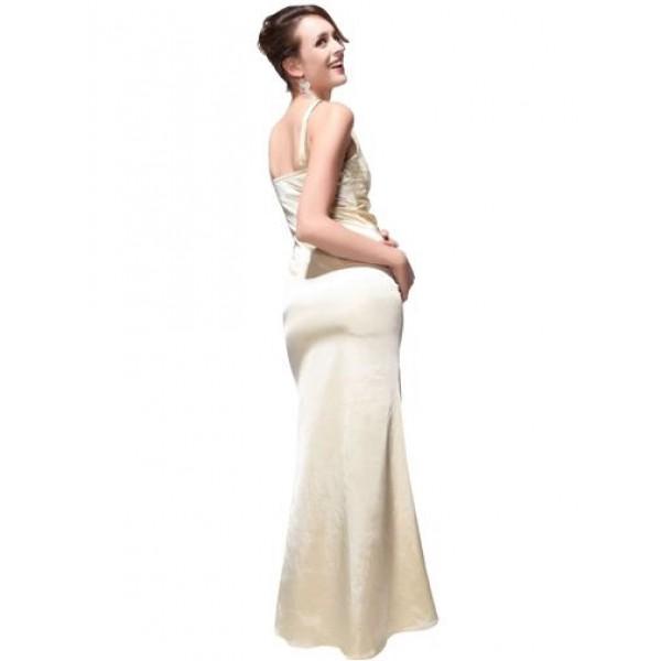 Gorgeous evening dress with V-neck. Артикул: IXI16386