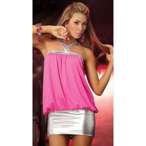 SALE! Pink club dress. Артикул: IXI16607