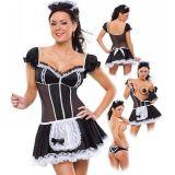 Frank maid costume