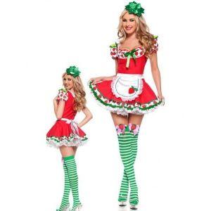 Costume - seductive Strawberry. Артикул: IXI16695