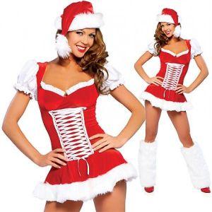 Costume - The Bride Of Santa