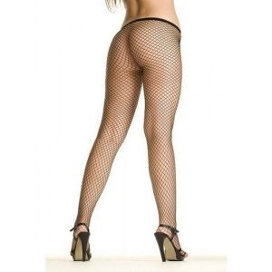 Sexy fishnet tights with a seductive