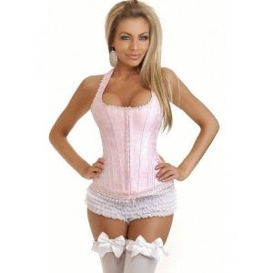 SALE! Sexy pink corset