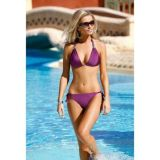 SALE! Shimmering, purple swimsuit