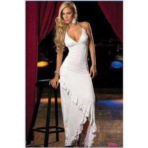 Сексапильное длинное платье