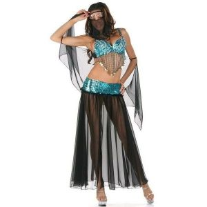 Indian seductress costume