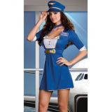 Stewardess costume