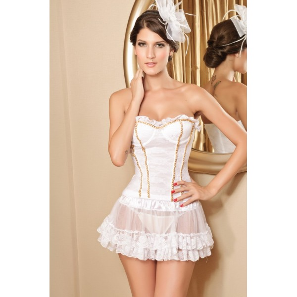 Sexy top white. Артикул: IXI17147