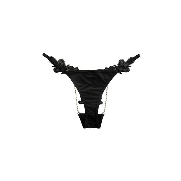 Black panties tender. Артикул: IXI17224