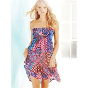 Пляжный летний сарафан - Пляжная одежда