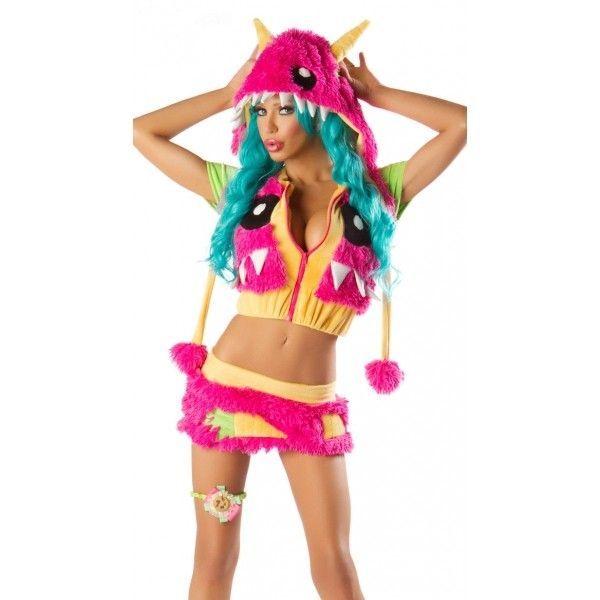 Карнавальный костюм монстра
