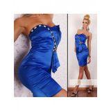 Синие мини платье по оптовой цене