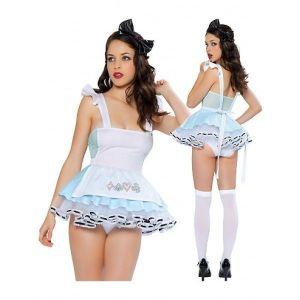 Game maid costume