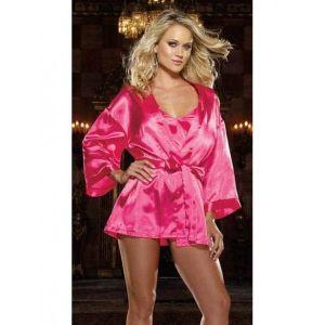 Пеньюар с халатом - Халаты, пижамы