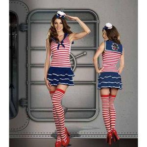 Костюм - Очаровательная морячка