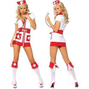 Costume - Playful nurse