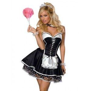 Carnival costume French maid. Артикул: IXI17935