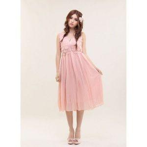 Sexy pink dress. Артикул: IXI17955