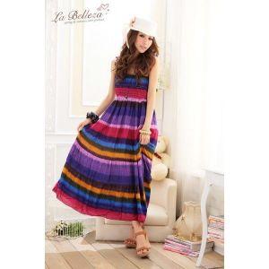 Rainbow bright sundress. Артикул: IXI17996