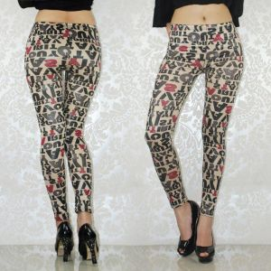Stylish leggings