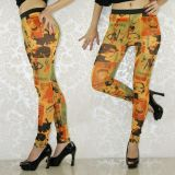 Original leggings orange shades